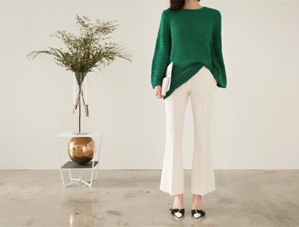 Rare pintuck pants (50% sale)