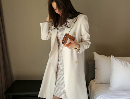 French long coat