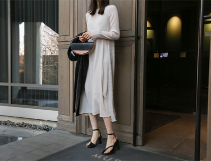 Plain yoru dress