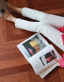 Candy cotton pants