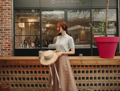PK linen knit