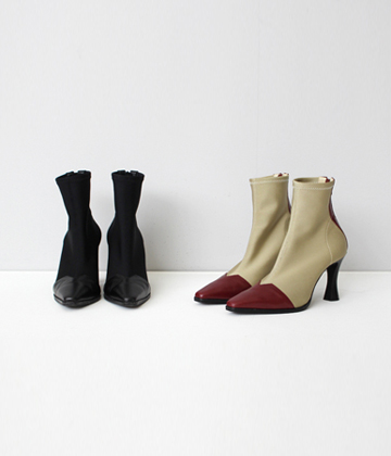 Span ankle boots ♩