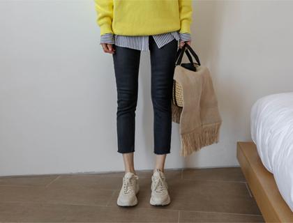 Living coating pants