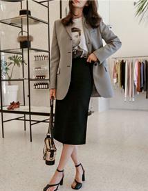 Noah h-line skirt