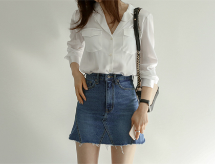 Mini-hul skirt