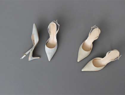 Tree sling back heel ♩
