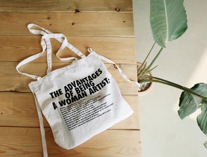 Pastel eco bag