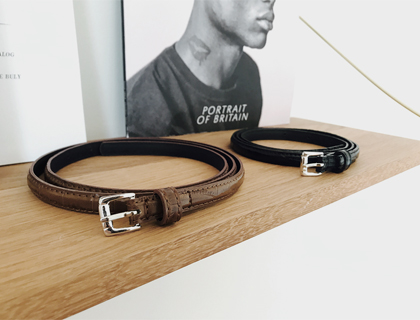 Croak slim belt