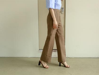 Robin linen pants