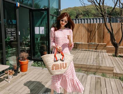 Lohar flower dress