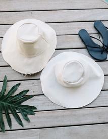 Nature cotton hat