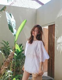 Hush lace blouse