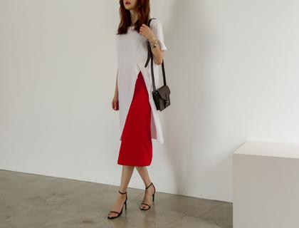 Days H-line skirt