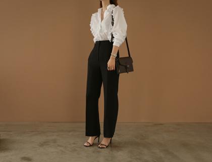 Laura linen pants