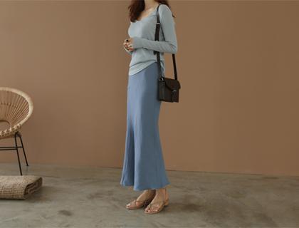 Sol long skirt