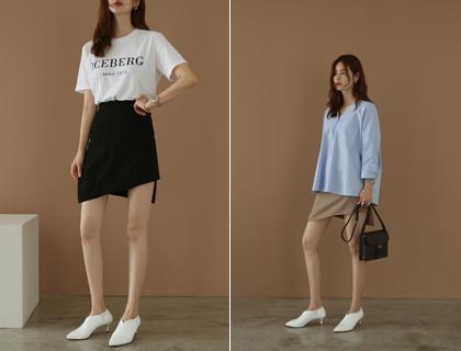 Vivian mini skirt