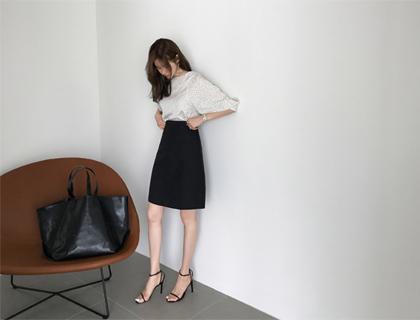 Ami-A skirt