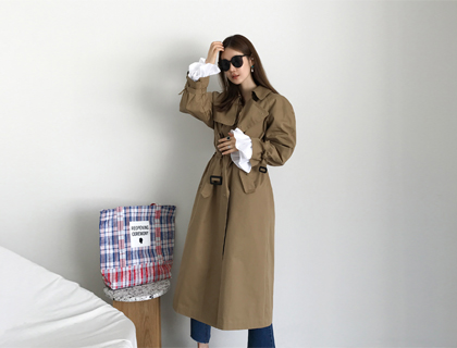 British trench coat