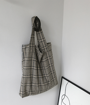 Wool eco bag