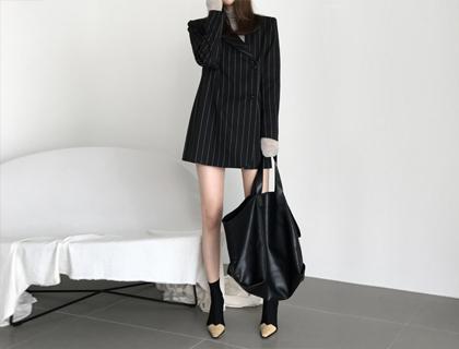Stripe london jacket