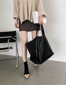 Mini-H skirt
