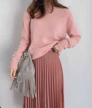 Somsom round knit
