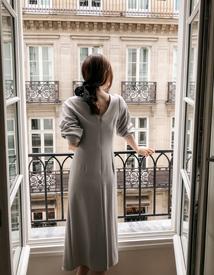 Back-v dress