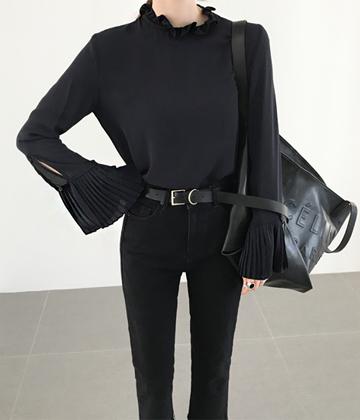 Ciel frill blouse