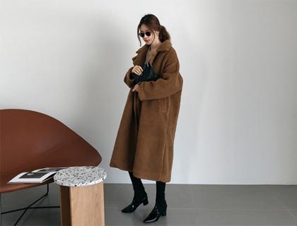 Bear long coat