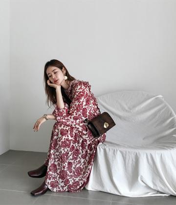 Elegance Chiffon dress