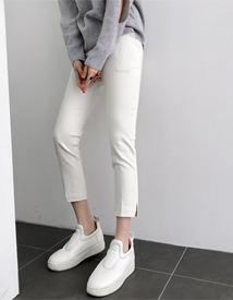 Dana slit pants
