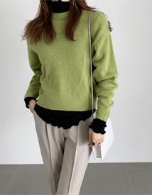 Basic Alpaca knit