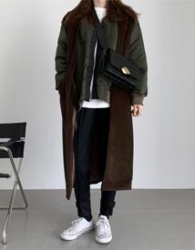 Toga jumper coat