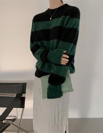 Bibi srtipe knit