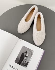 Mongle wool flat ♩