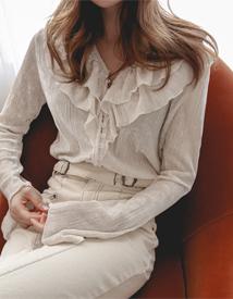 Beulah blouse