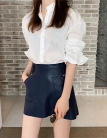 A-mini skirt