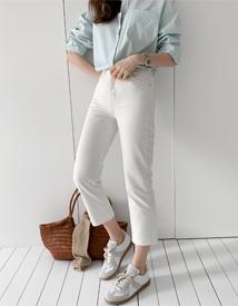Cream ivory pants