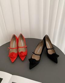 20078 corsage heel ♩