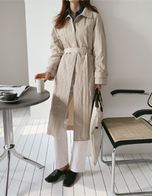 Gugim trench coat