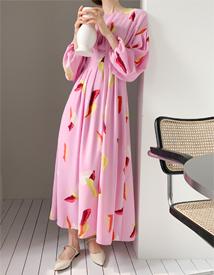 Riu long dress