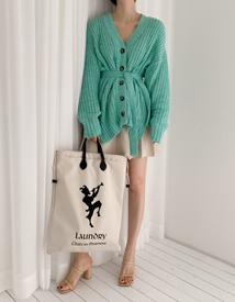 Morocco knit skirt
