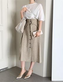 Cica belt skirt