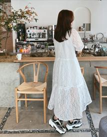 Roco lace dress