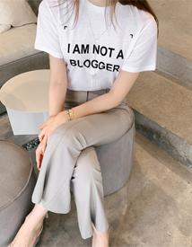 Blogger tee