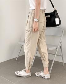 Eden buckle pants