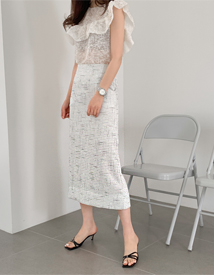 Alice H-line skirt