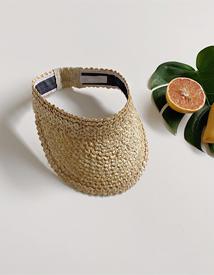 Sunny sun visor hat