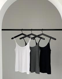 Basic body sleeveless