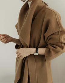 Shopper hood coat